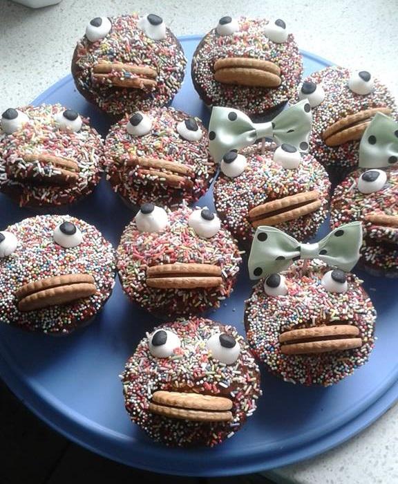 Krümelmonster~Muffin