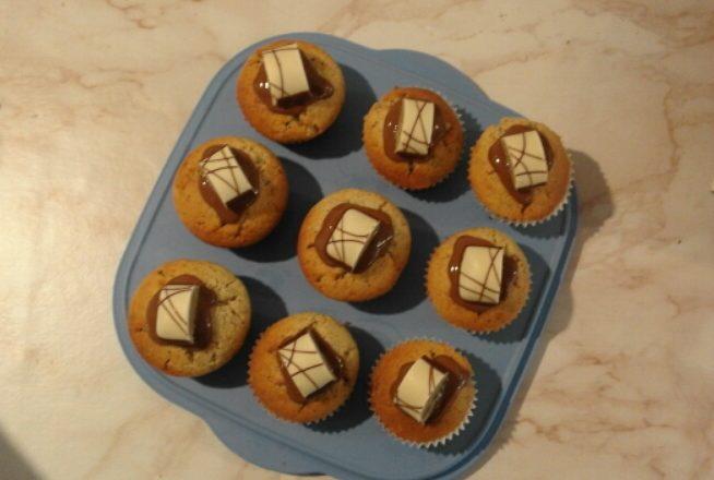 Sahne~Nuss~Muffins