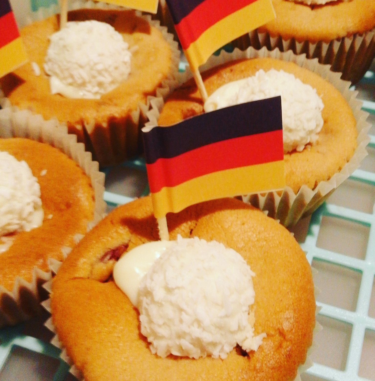 Raffaello~Muffins