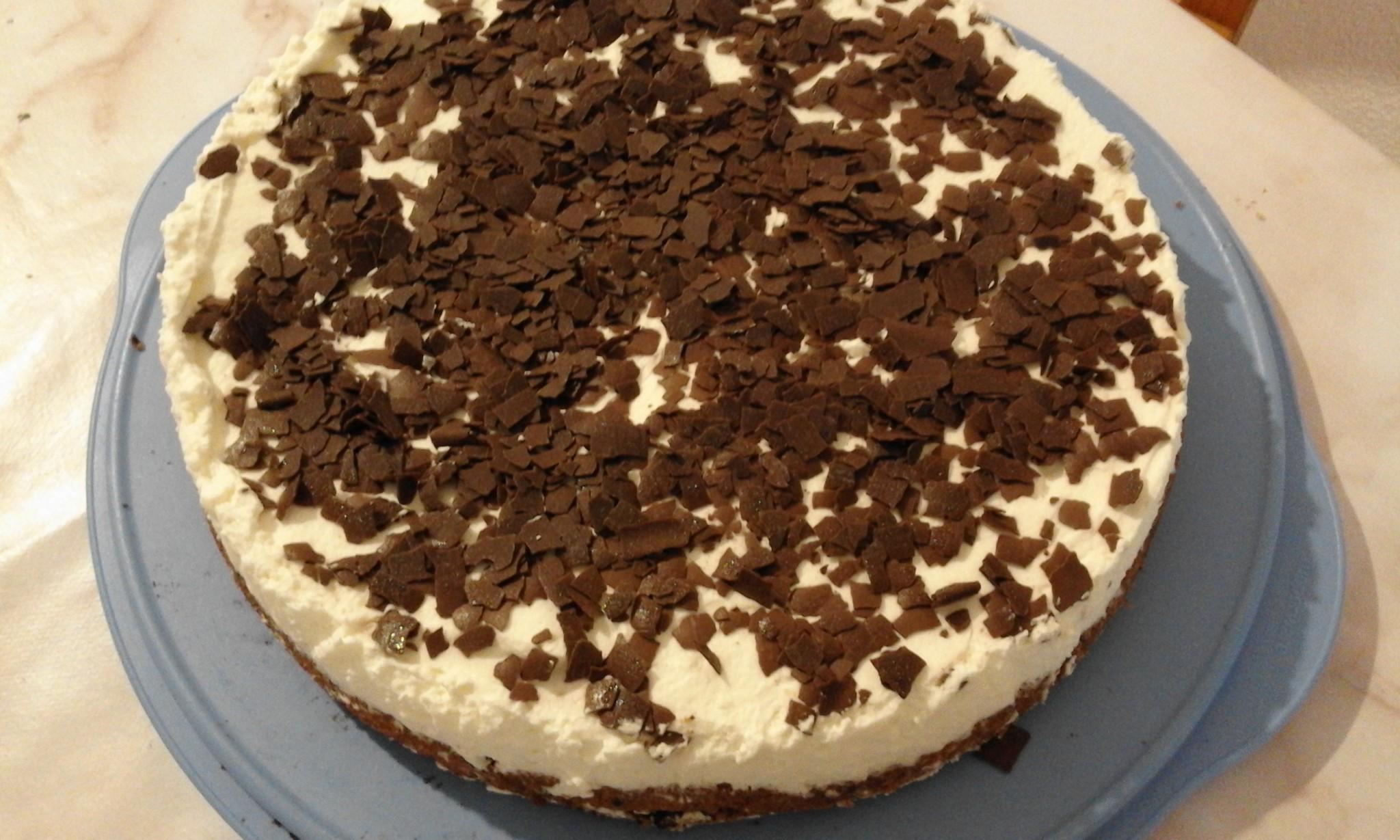 Die Tennistorte Opas bester Kuchen