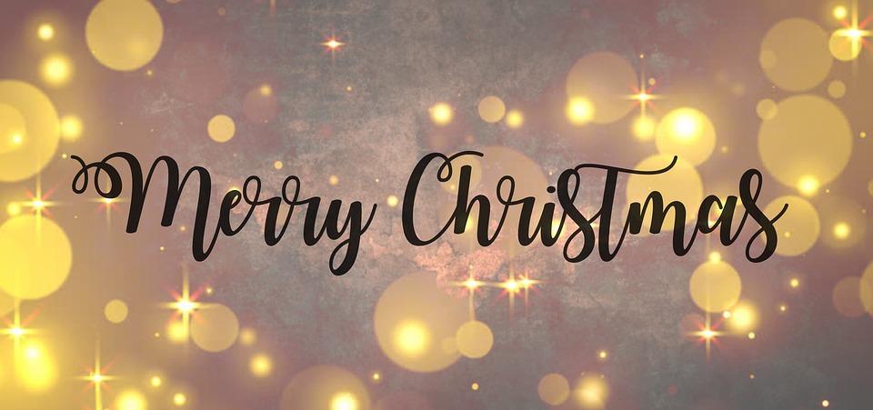 Weihnachtsgrüße zum Heiligen Abend